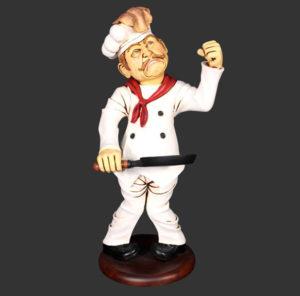 H-80005 Chef Pancake - Kok