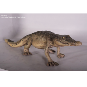H-80112 Crocodile Walking 4 ft. - Krokodil