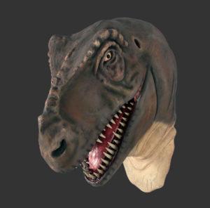 H-100015 T-Rex Head Jumbo - Dinosaurus