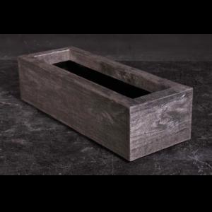 H-100031-SL Old Lumber Planter - Plantenbak