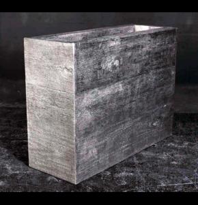 H-100033-SL Old Lumber Planter - Plantenbak