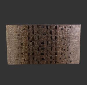 H-100071 Crocodile Krokodil  Skin Panel - Krokodil