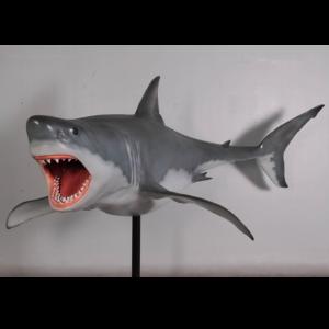 H-100072 Shark Great White - Haai