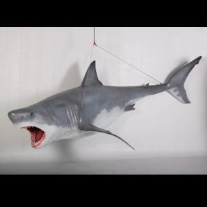 H-100073 Great White Shark - Haai