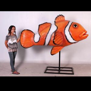 H-100088 Vissen Giant Clown Fish - Nemo Clown Vis