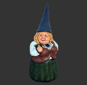 H-100100 Gnome Female - Kabouter