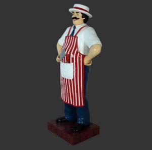 H-100117 Butcher - Slager