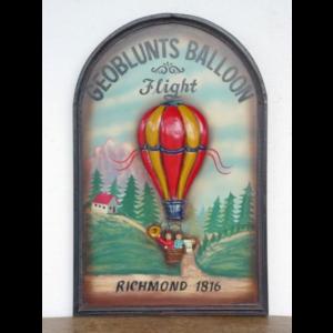0101 Geoblants Balloon - Pubbord