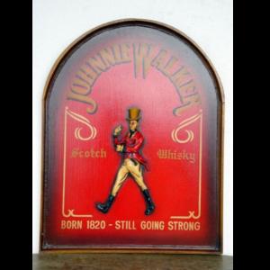 0108 Johnnie Walker - Pubbord