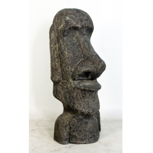 H-110008CC Easter Island Moai 4ft. - Paaseiland