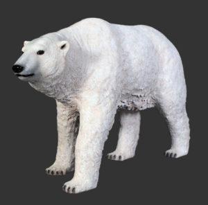 H-110009 Polar Bear ijsbeer - Poolbeer