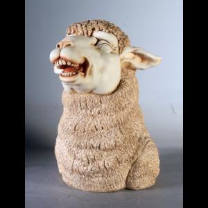H-110044 Sheep Head 1 - Schaap