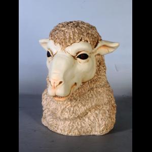 H-110045 Sheep Head 2 - Schaap
