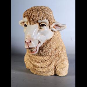 H-110046  Sheep Head 3 - Schaap