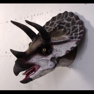 H-110081 Definitive Triceratops Head - Dinosaurus