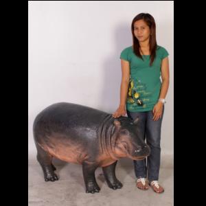 H-110087 Baby Hippopotamus - Nijlpaard