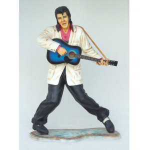 1131 Elvis Presley with Guitar