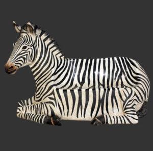 H-120058 Zebra Seat - Zebrabank