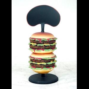 X1382 Broodje Hamburger - 56 cm