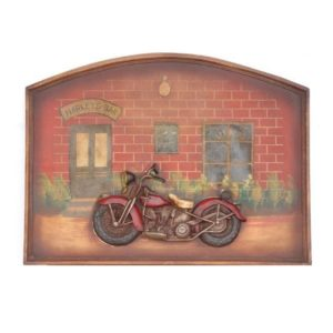 129 Motorbike Bar Pubbord - Motor