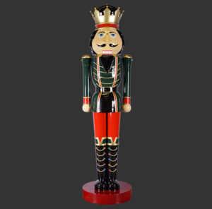 H-130010 Nutcracker 12ft - Notenkraker - 367 cm