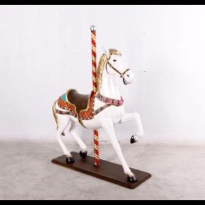 H-130045 Carousel Horse - Paard
