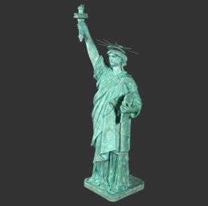 H-130048 Statue of Liberty - Vrijheidsbeeld