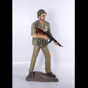 H-130059 WWII Soldier - Soldaat