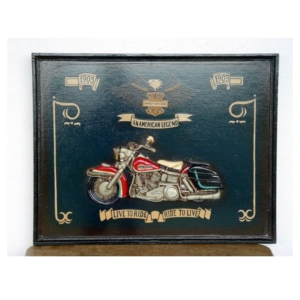 0133 Motorbike 1903 Pubbord - Motor