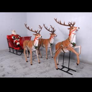 H-140002 Rearing Reindeer - Rendier