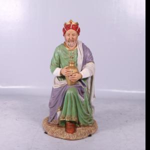 H-140019 Christmas King Melchor - Kerststal
