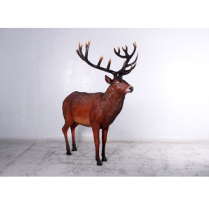 H-140044 Majestic Red Stag - Rendier