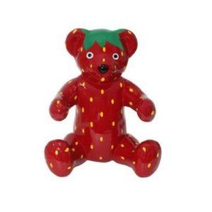 XL-142 Strawberry Bear - Aardbei - 120 cm