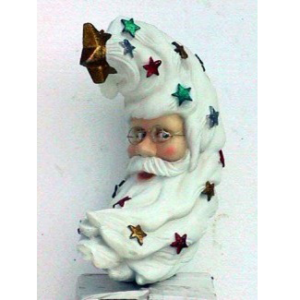 1443 Santa Halfmoon - Kerstman