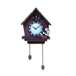 1574 Boy with Clock Hanging - Pinokkio