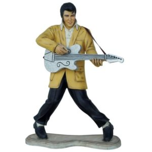 1541 Elvis Presley with Guitar