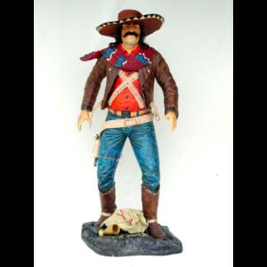 1578 Mexican Cowboy 6ft