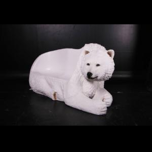 H-160017 Polar Bear Seat - Poolbeerbank - Poolbeer