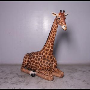 H-160022 Sitting Giraffe - Giraf