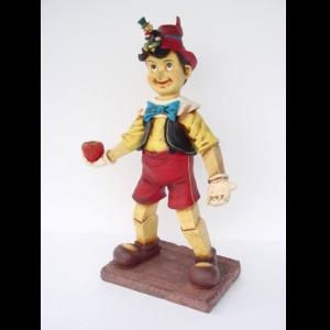 1602 Boy with Apple - Pinokkio