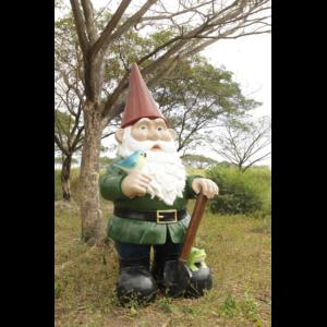 H-160221 Giant Garden Gnome - Kabouter