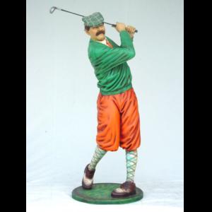 1614 Golf Classic Life Size - Golfer