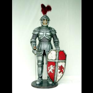 1638 Knight Life Size - Ridder