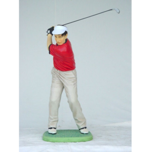 1644  Golf Modern 3 ft. - Golfer