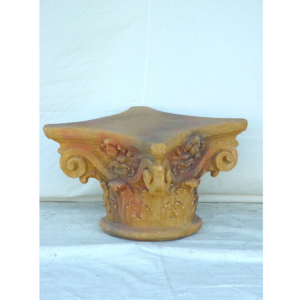 1701 Pillar Head Corinthian Big - Pilaar
