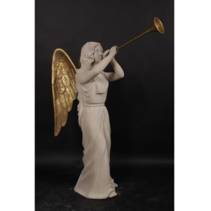H-170146 Statue Angel Angela - Engel