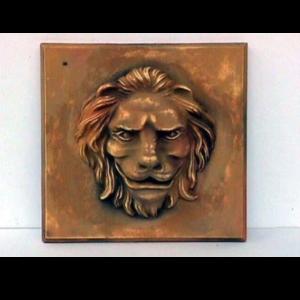 1729 Wall Hanger Lion - Leeuw
