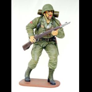 1731 American Soldier - Soldaat