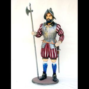 1747 Knight Spanish - Spaanse Ridder