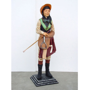 1782 Jockey Female 5 ft.